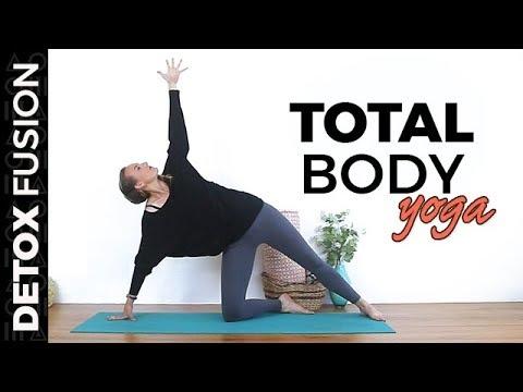 day 5 full body yoga flow  kundalini vinyasa yin 30