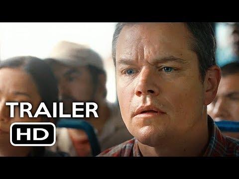 Downsizing Official free Full online #1 (2017) Matt Damon, Christoph Waltz Sci-Fi Movie HD