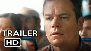 Video Downsizing Official Teaser Trailer #1 (2017) Matt Damon, Christoph Waltz Sci-Fi Movie HD download MP3, 3GP, MP4, WEBM, AVI, FLV Desember 2017
