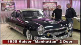 1955 Kaiser Manhattan 2-Door