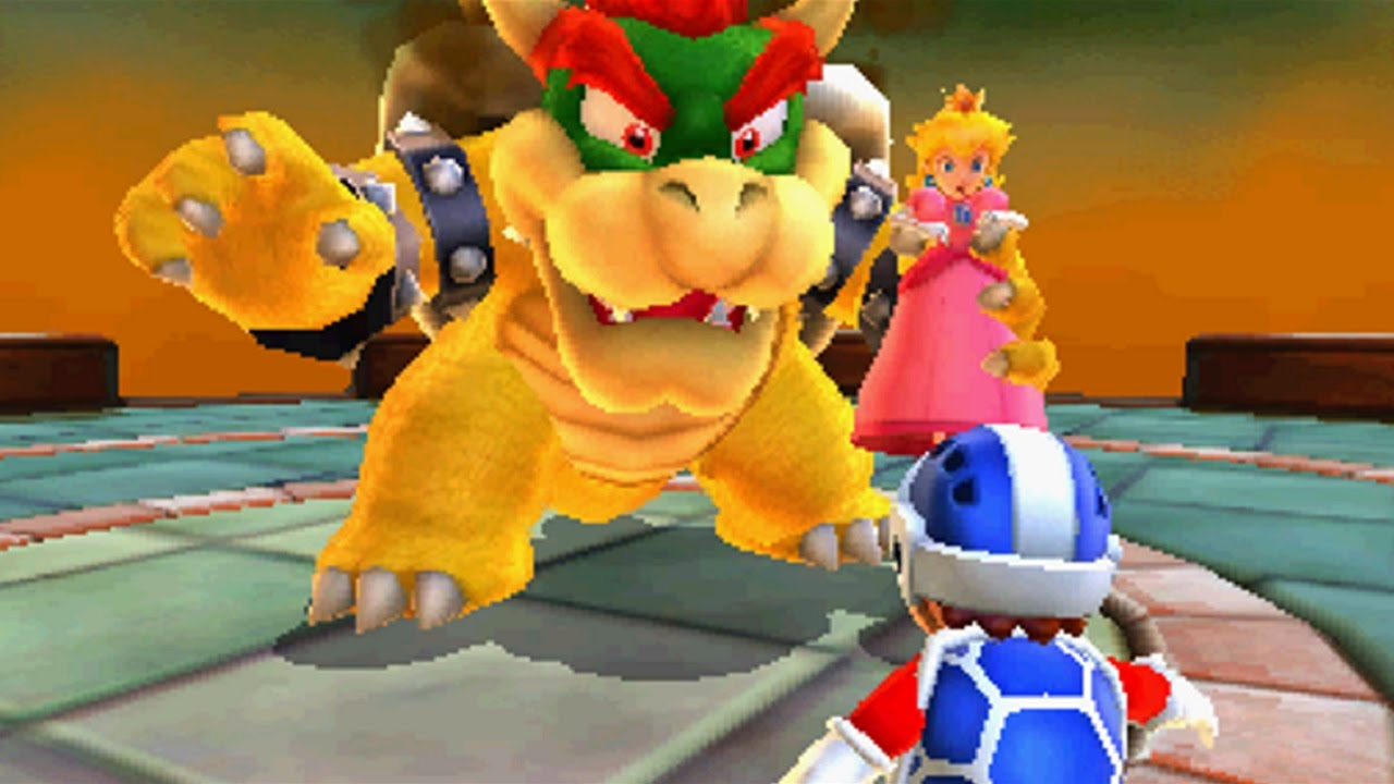 Super Mario 3d Land Walkthrough Part 8 World 8 Youtube