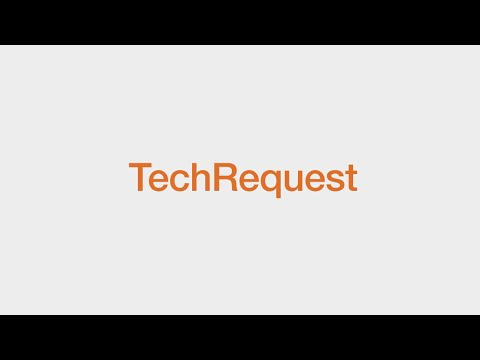 Online Services:  How to create and manage TechRequests | Wärtsilä