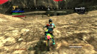 MX vs. ATV Reflex: Game of Snake