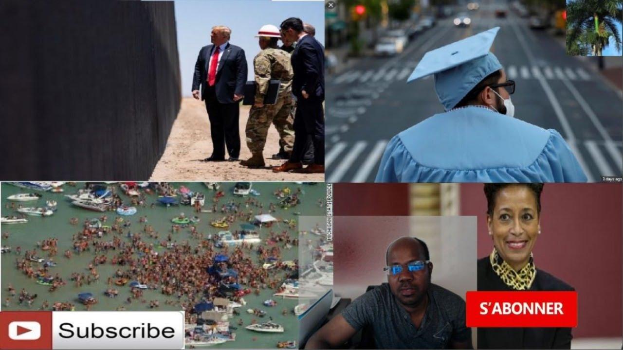 koze mande chèz 07/12/2020 Washington mande pou moun pa al St domeng - Carwash en Haiti