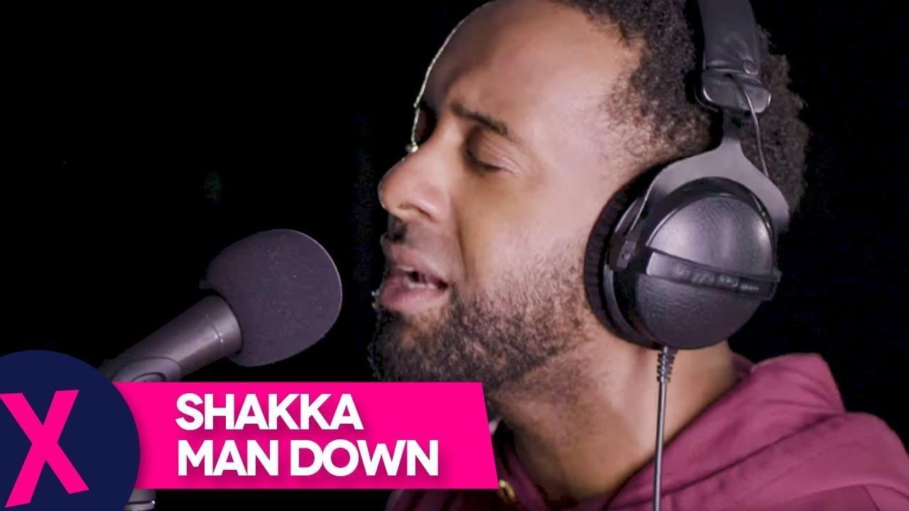 Shakka - 'Man Down' (The Norte Show Live Sessions)