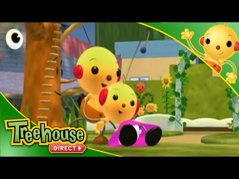 Rolie Polie Olie: Looove Bug/Seven Minutes/Olie's New Suit - Ep.22