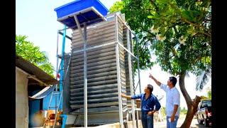 Физики В Шоке Вечный Двигатель на 1 МВт в Таиланде питает город.