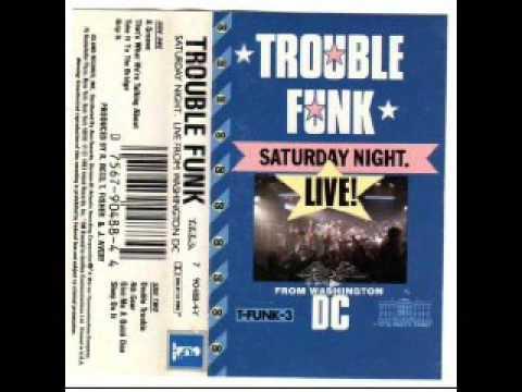 Trouble Funk Live Volume 2