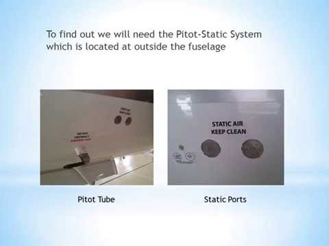 Pitot Static System Video