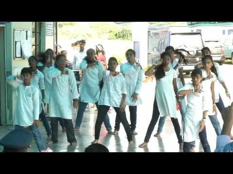 DANCE - EK TERA NAAM HAI SACHA (VANDE MATARAM) BY NO 5 K.V. STUDENTS OF DARJIPURA ON (15- 08- 2016)