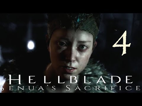 The Picts - Hellblade Senua's Sacrifice - 2 Girls 1 Let's Play Part 4