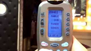 urc mx350 training zone 2 how to learn how to operate zone two inside the mx350