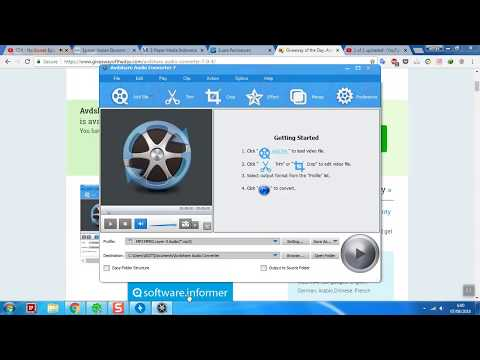 Software Giveaway Avdshare Audio Converter 7.0.4 (Lifetime) | 10 Hours Remaining | Check Description