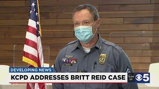 KCPD Addresses Britt Reid Case