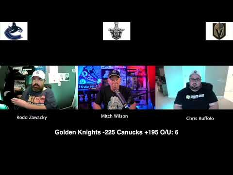 Vegas Golden Knights vs Vancouver Canucks 9/1/20 NHL Pick and Prediction Stanley Cup Playoffs