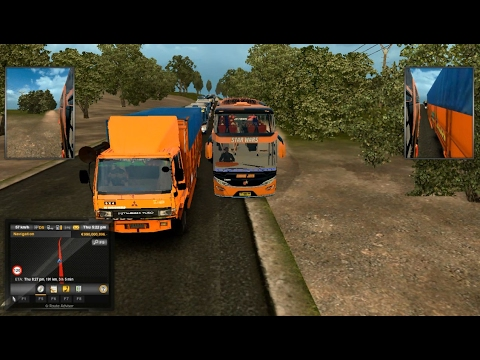 download mod map jowo v5 ets2