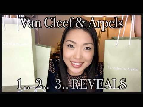 VCA | VAN CLEEF & ARPELS | TRIPLE HAUL + BUYING TIPS | SWEET ALHAMBRA COLLECTION | GINALVOE