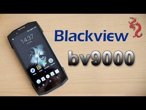 ВЗРОСЛЫЙ обзор Blackview BV9000 //Заряженный проходимец)