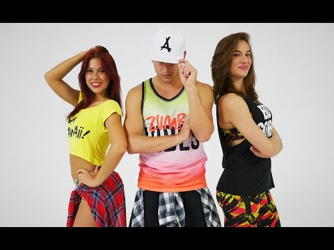 Daddy Yankee  Hula Hoop  Zumba Fitness