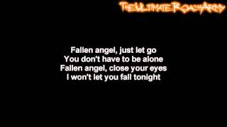 Three Days Grace - Fallen Angel [Lyrics on screen] HD