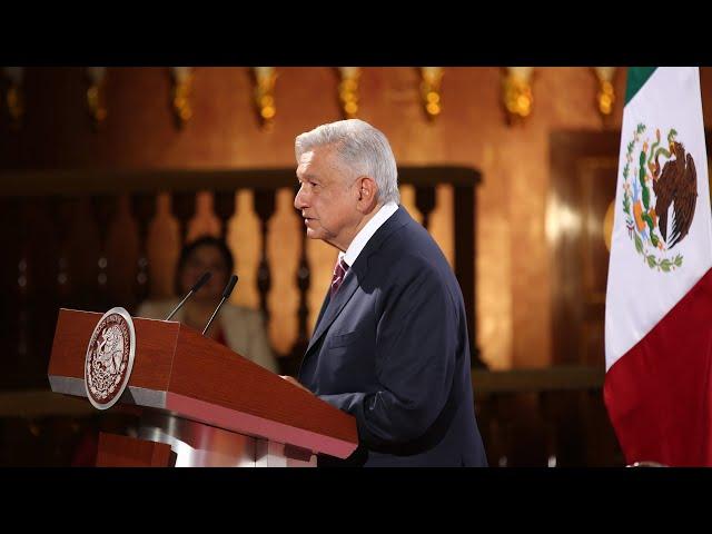 2º año del triunfo histórico democrático del pueblo de México