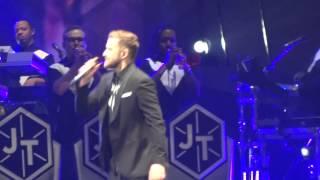 "Justin Timberlake  - ""Mirrors"" - Nashville - 12/19/14"
