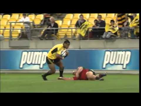 Israel Dagg Getting The Smackdown Laid \u0026 Exposed How He Cant Tackle - Lump On A Wing Massacre