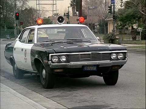 Police Cars A Fond Look Back Youtube