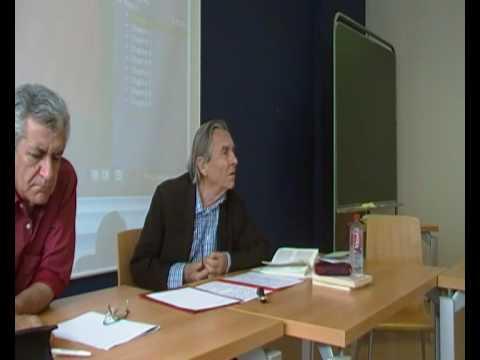 Jean-Pierre Faye 6/7 Colloque Philosophie Universi...