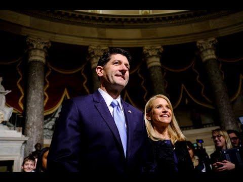 What It's Like To Run Against Paul Ryan
