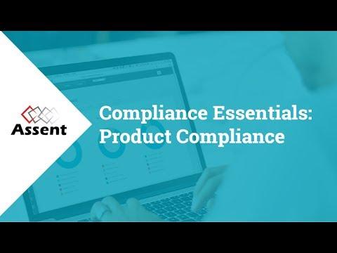 [Webinar] Product Compliance Essentials