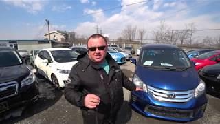 Бюджетные авто 2019  Рабочие авто Тойота пробокс, ниссан вингроад, ниссан ад  Авторынок зеленый угол
