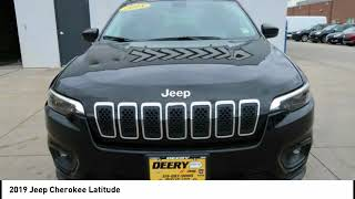 2019 Jeep Cherokee Iowa City IA J3002
