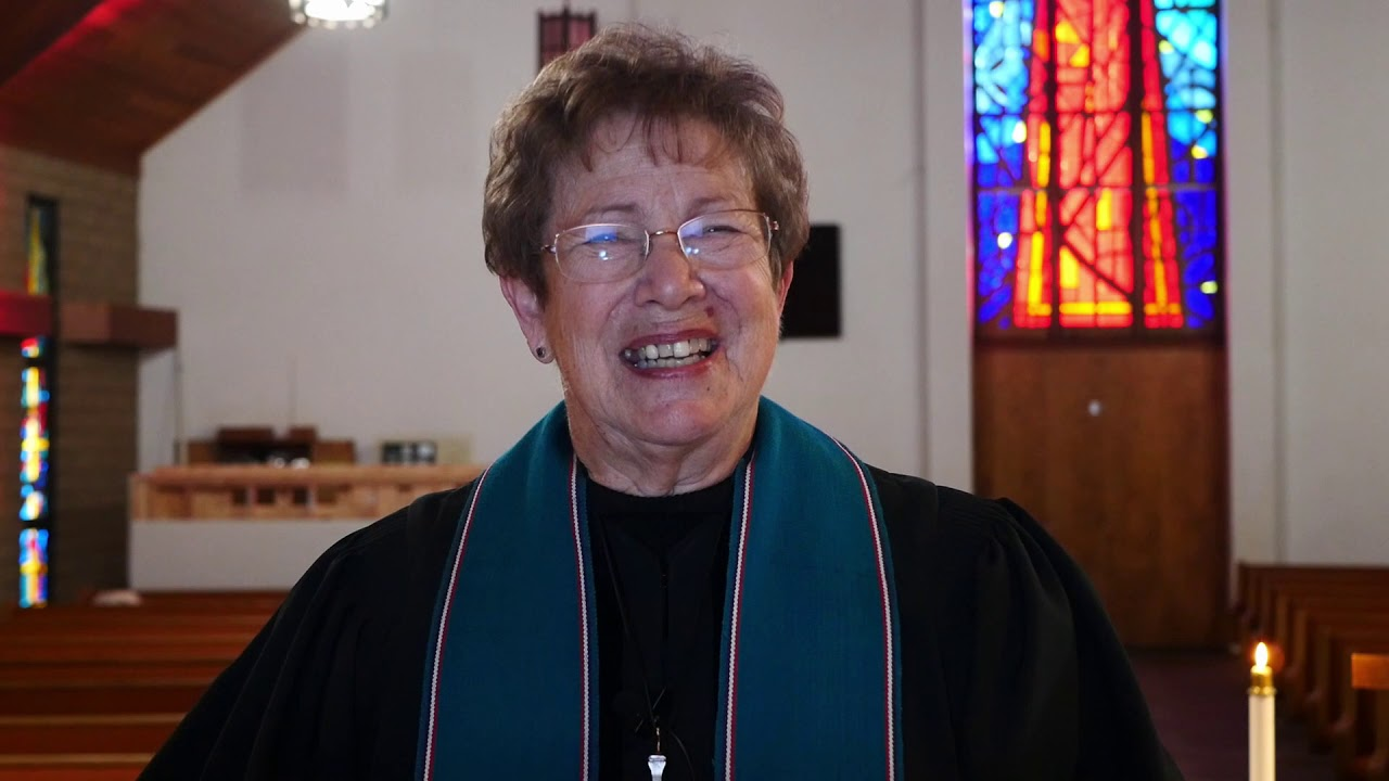 """How are WE Peacemakers?""; Scripture Readings: Psalm 34:11-15 and Matthew 5:1-2,9, Rev. Wendy Warner"