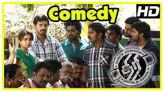 Thiri Movie Comedy Scenes | Ashwin | Swathi Reddy | Karunakaran | Daniel Annie Pope