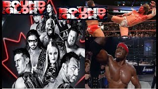 TNA Bound For Glory 2018 Highlights full show/ TNA IMPECT wrestling Bound For Glory 2018 Highlights