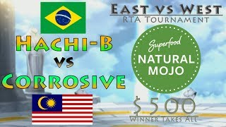 Summoners War Hachi-b 🇧🇷 Vs Corrosive 🇲🇾  Evw Tournament 1st Round