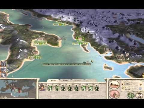 "RTW -Brutii Campaign- ep 04 ""Quest for Adriatic"""