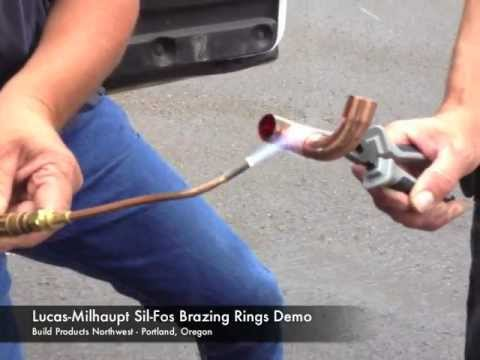 Sil-Fos® Brazing Rings Demo