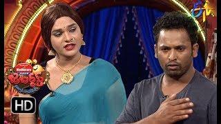 Kiraak RP Performance | Jabardasth |  23rd August 2018 | ETV  Telugu