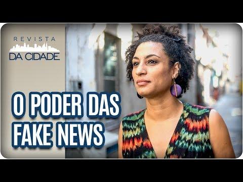 Fake News E Seu Impacto No Caso Marielle Franco  - Revista Da Cidade (20/03/18)