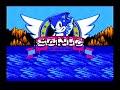 Famiclone Sonic Games - Sonic, Sonic Mario