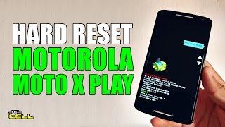 Hard Reset no Moto X Play XT1563 (Com Android 5.1.1) #UTICell