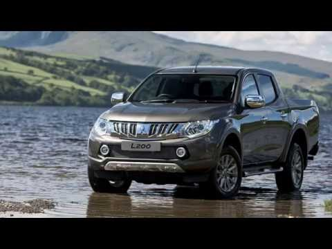 2017 mitsubishi l200 pick up youtube. Black Bedroom Furniture Sets. Home Design Ideas