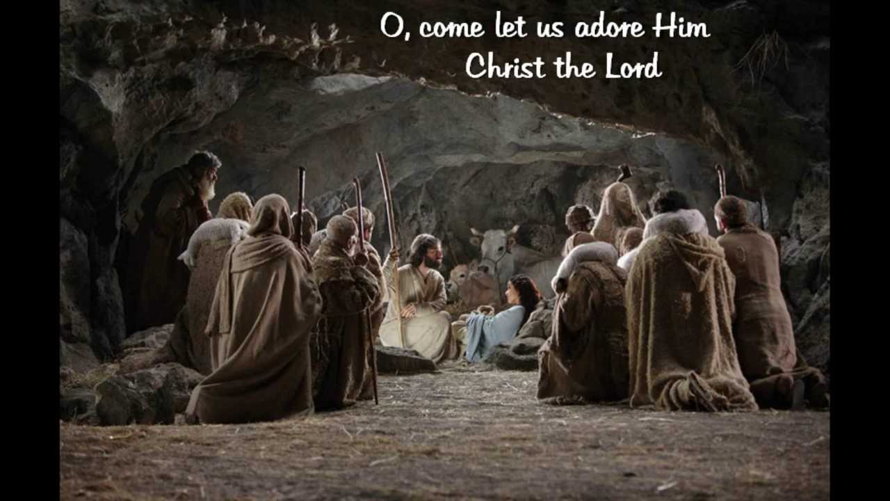 O Come All Ye Faithful YouTube