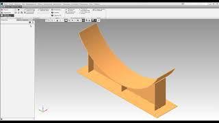 КОМПАС-3D: Оборудование. Обозначение сварных соединений