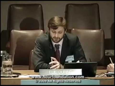 Mind-Body Connections: How Does Consciousness Shape the Brain? United Nations 9/11/2008