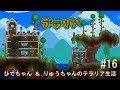 Wii U版 テラリア(ノーマルモード) 実況プレイ #16 ボス スケルトロン 討伐編