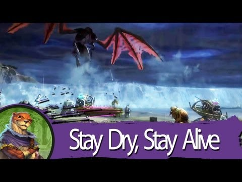 Stay Dry, Stay Alive Hidden Achievement Guide - Guild Wars 2