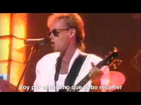 Mr. Mister - Kyrie (Subtitulado español)